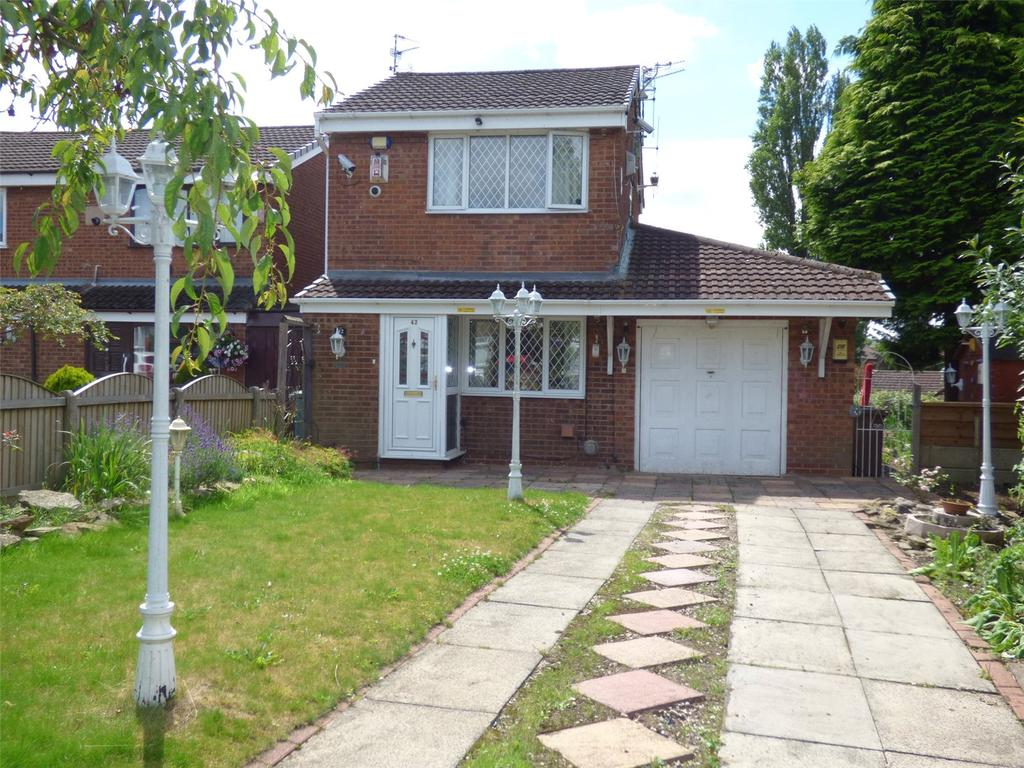 2 Bedrooms Detached House for sale in Cypress Street, Middleton, Manchester, M24