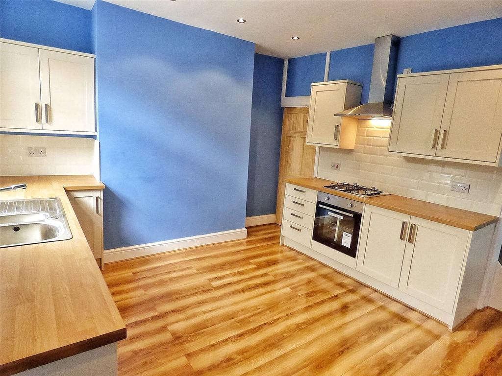 2 Bedrooms Terraced House for sale in Quickedge Road, Mossley, Ashton-under-lyne, Lancashire, OL5