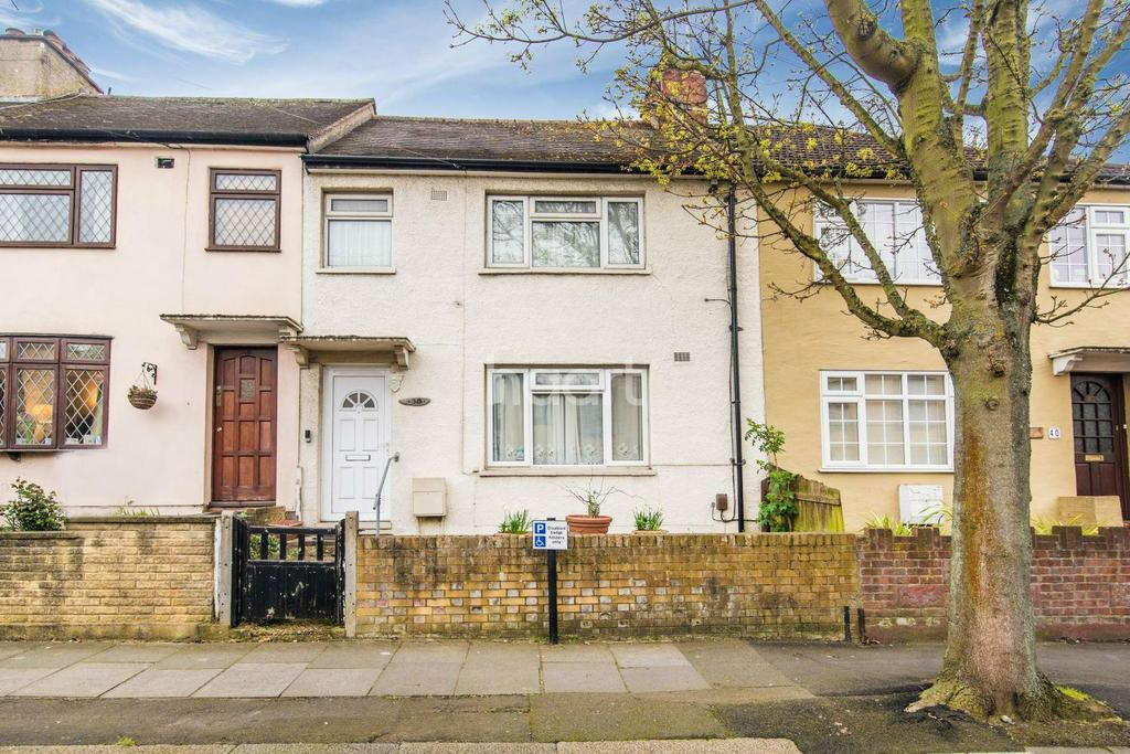 3 Bedrooms Terraced House for sale in Humes Avenue, Hanwell