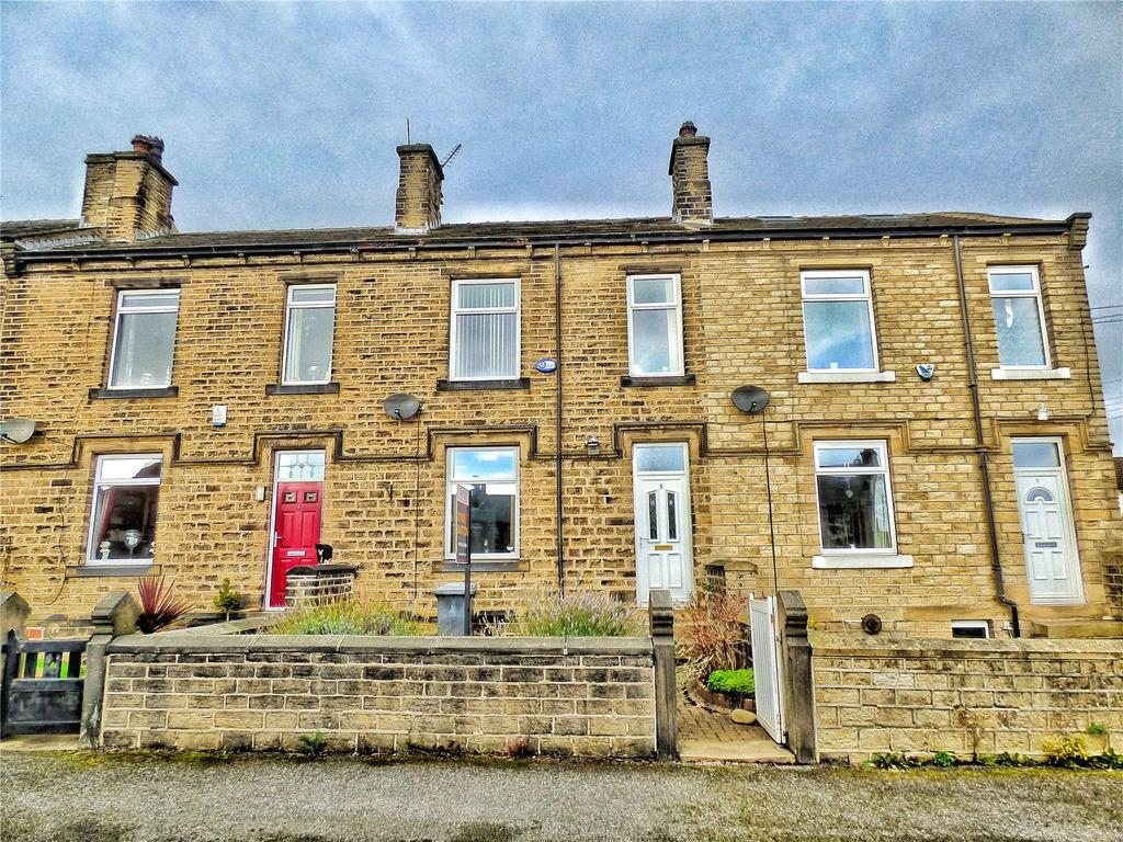 2 Bedrooms Terraced House for sale in Lowerhouses Road, Quarmby, Huddersfield, West Yorkshire, HD3