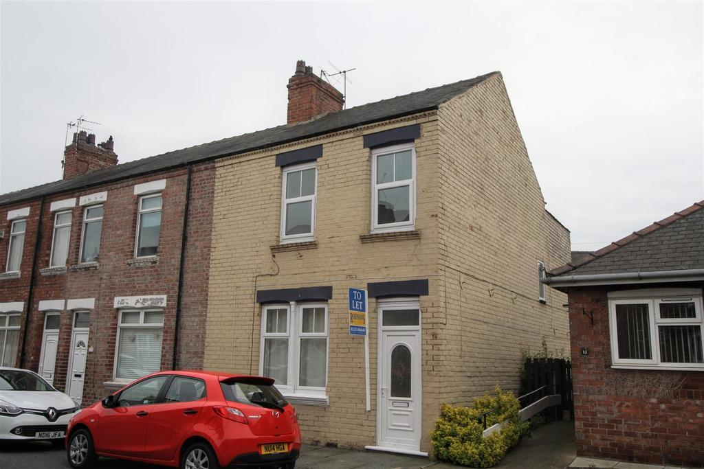 3 Bedrooms End Of Terrace House for rent in Hilda Street, Darlington