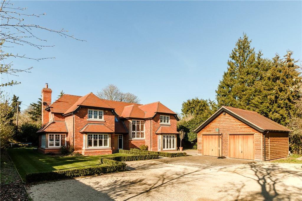 5 Bedrooms Detached House for sale in Station Road, Shiplake, Henley-on-Thames, RG9