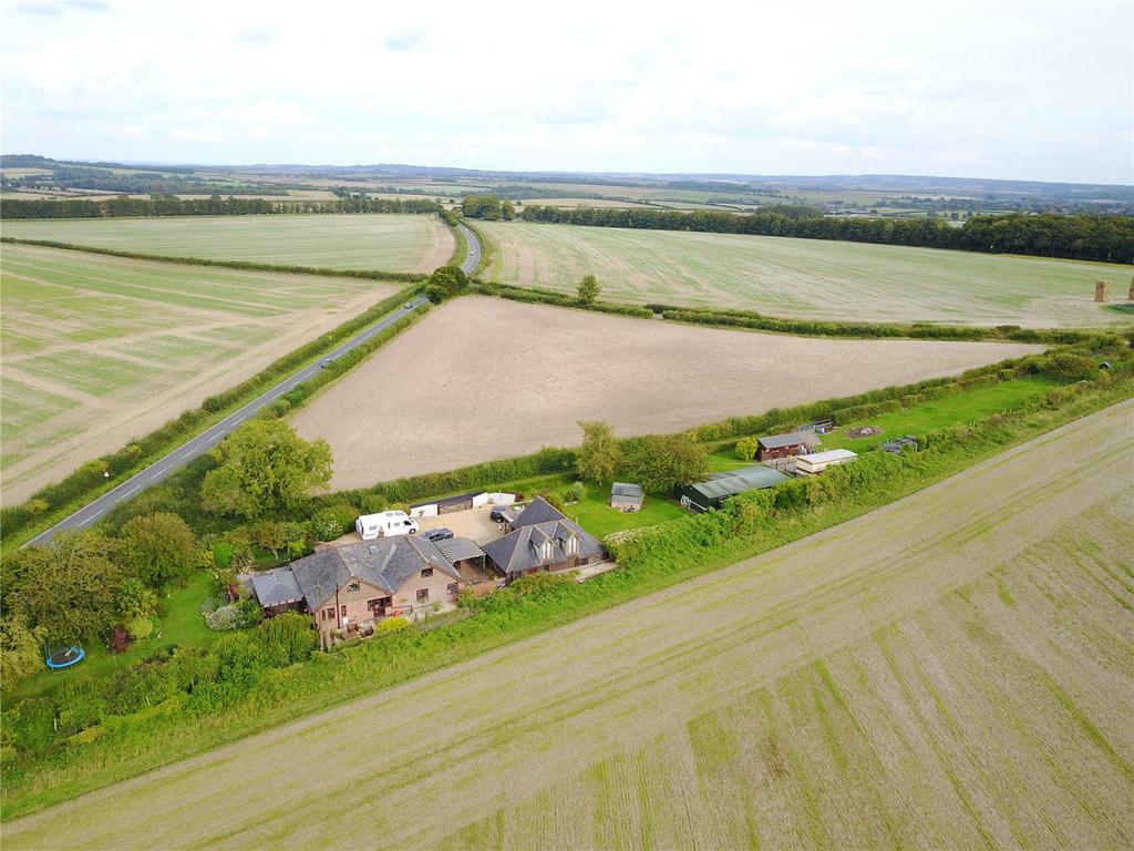 6 Bedrooms Detached House for sale in Nether Wallop, Hampshire, SO20