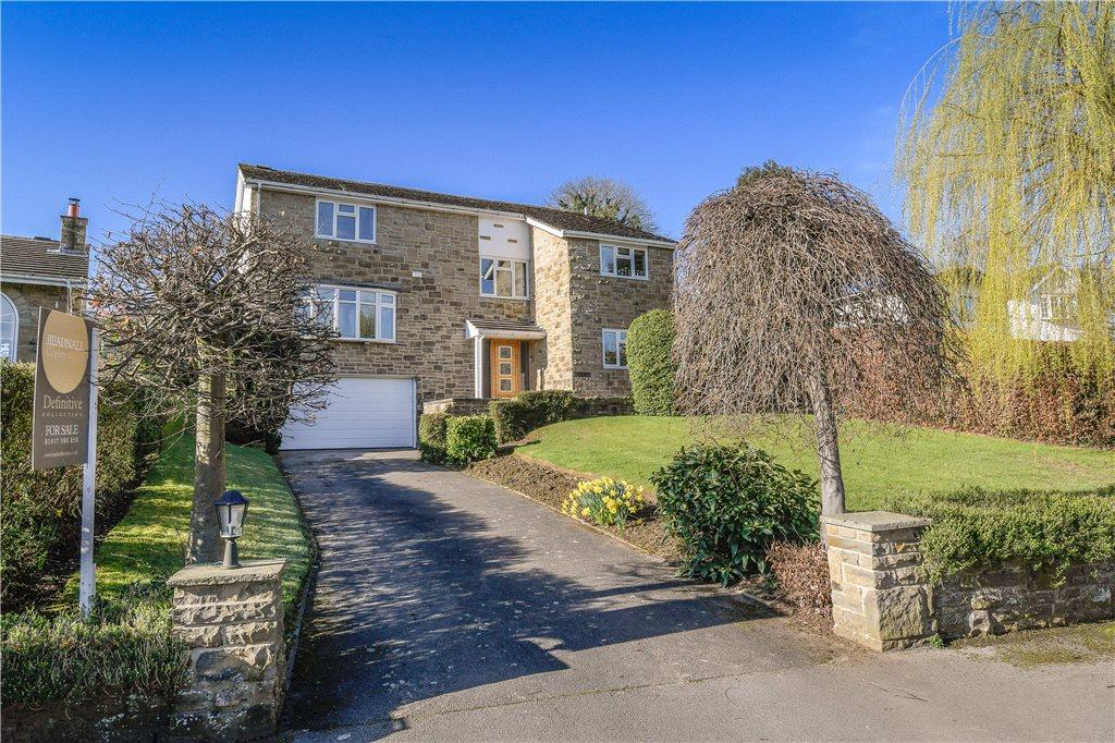 4 Bedrooms Detached House for sale in Northgate Rise, Linton, Wetherby, West Yorkshire