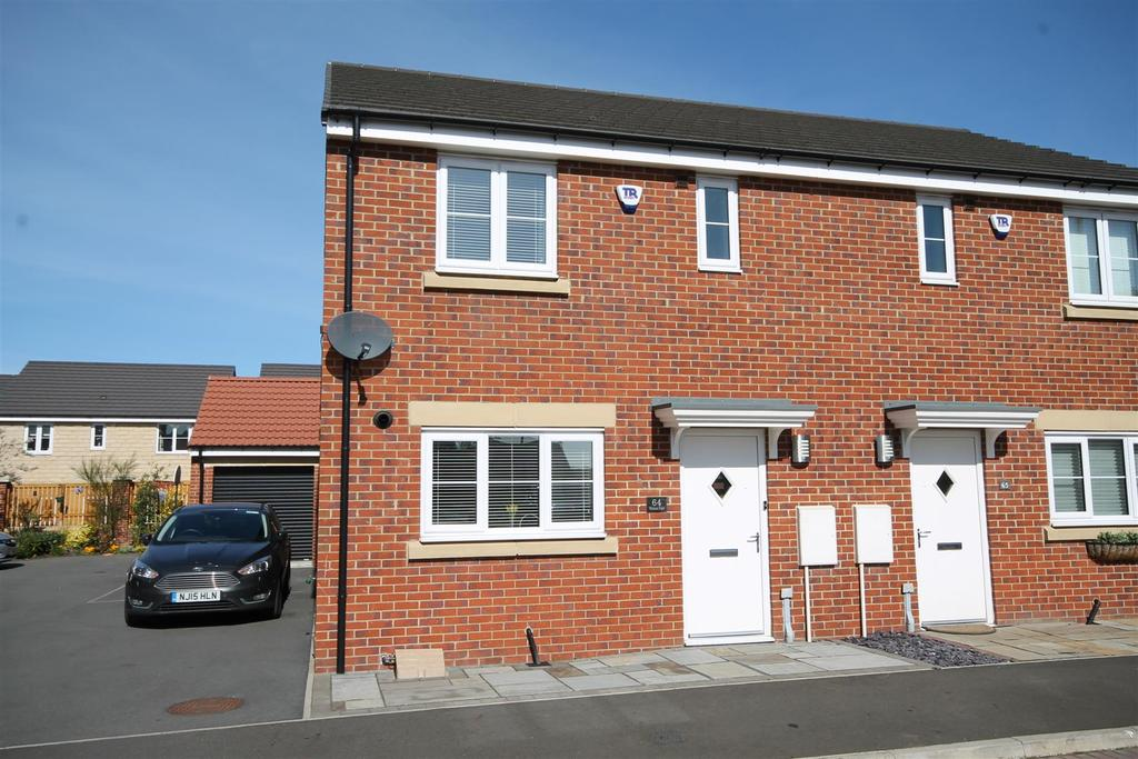 3 Bedrooms Semi Detached House for sale in Watson Park, Spennymoor