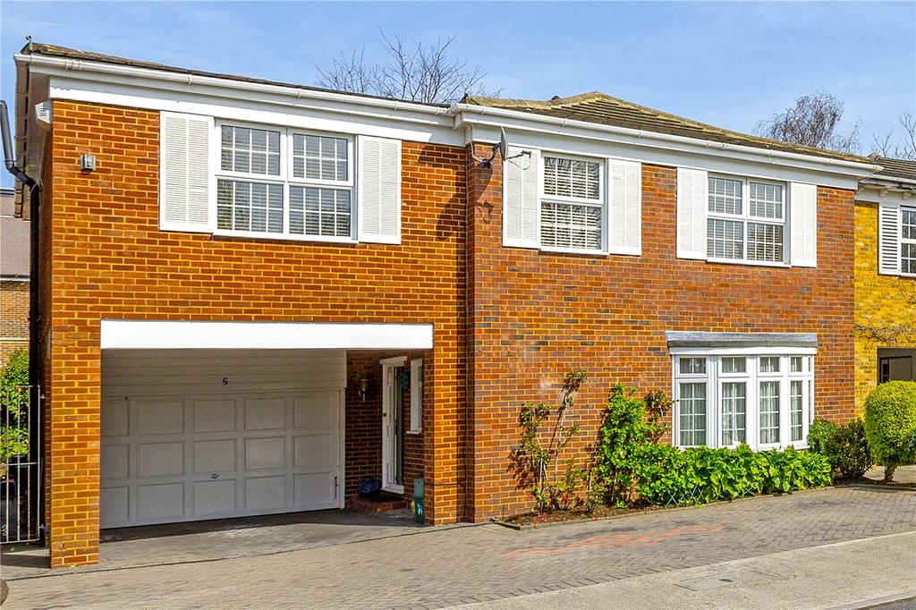 6 Bedrooms Detached House for sale in Cotswold Close, Kingston upon Thames, KT2