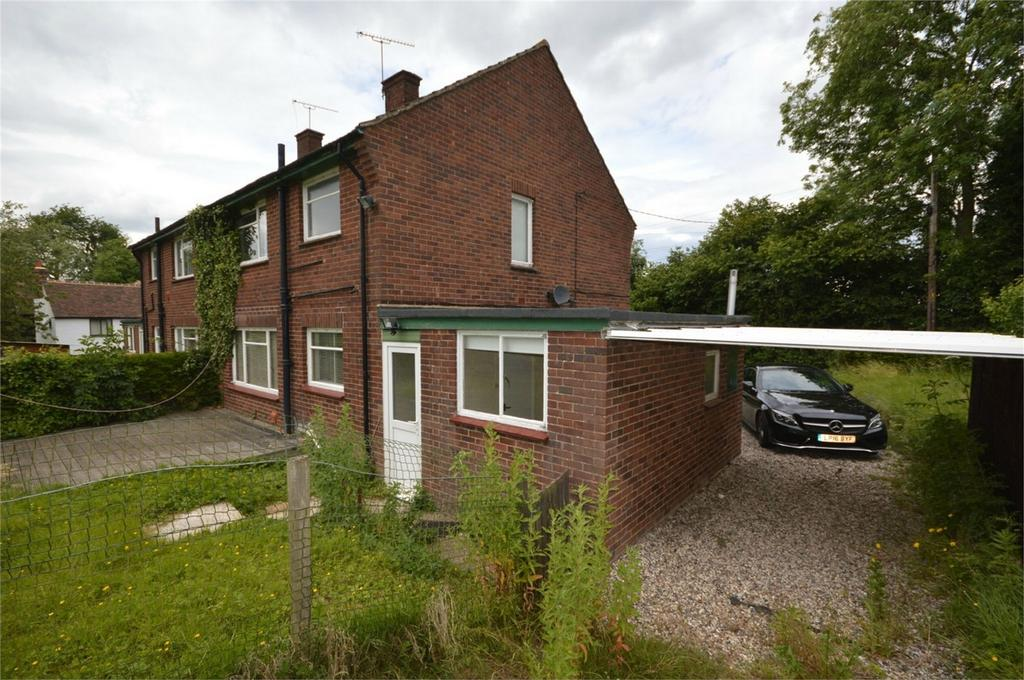 3 Bedrooms Semi Detached House for sale in 2 The Maltings, Broxted, Nr Thaxted