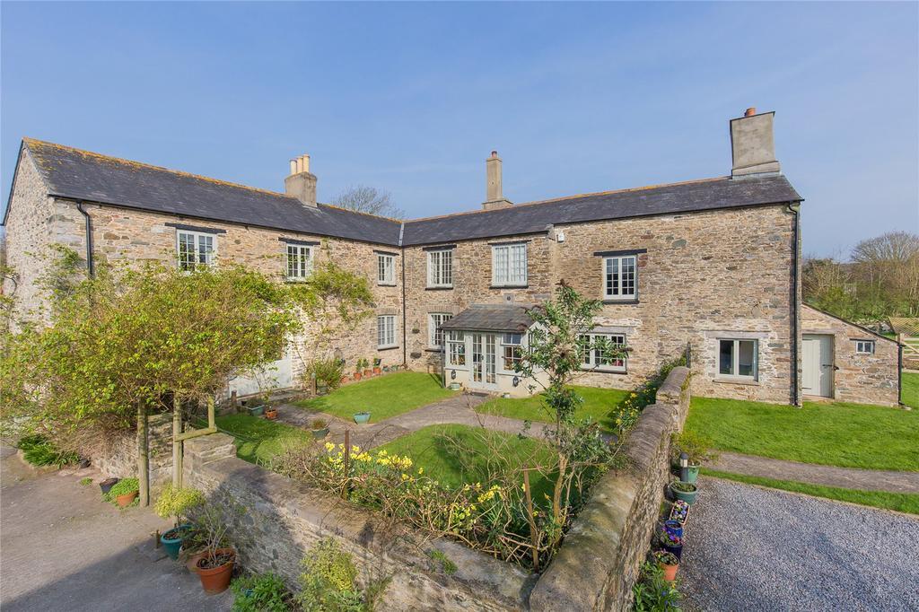 5 Bedrooms Detached House for sale in Landscove, Ashburton, Newton Abbot, Devon, TQ13