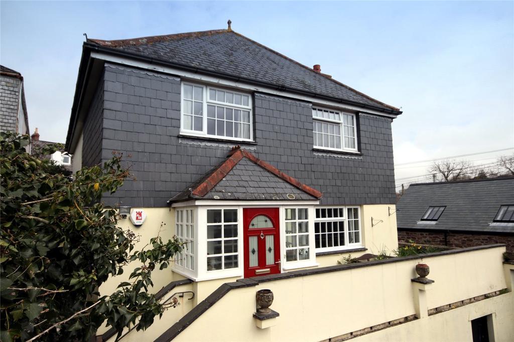 4 Bedrooms Detached House for sale in Modbury, Ivybridge, Devon, PL21