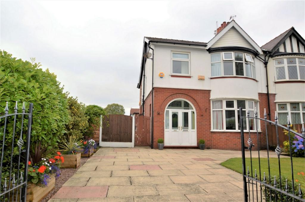4 Bedrooms Semi Detached House for sale in Washway Road, SALE, Cheshire