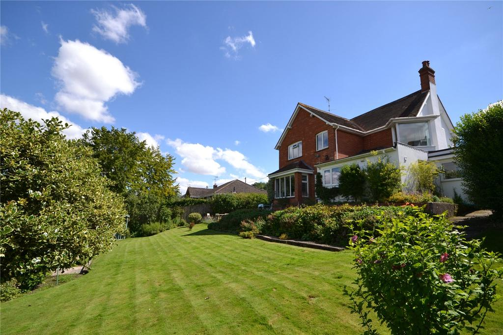 4 Bedrooms Detached House for sale in Downside, The Down, Hindon, Wiltshire, SP3