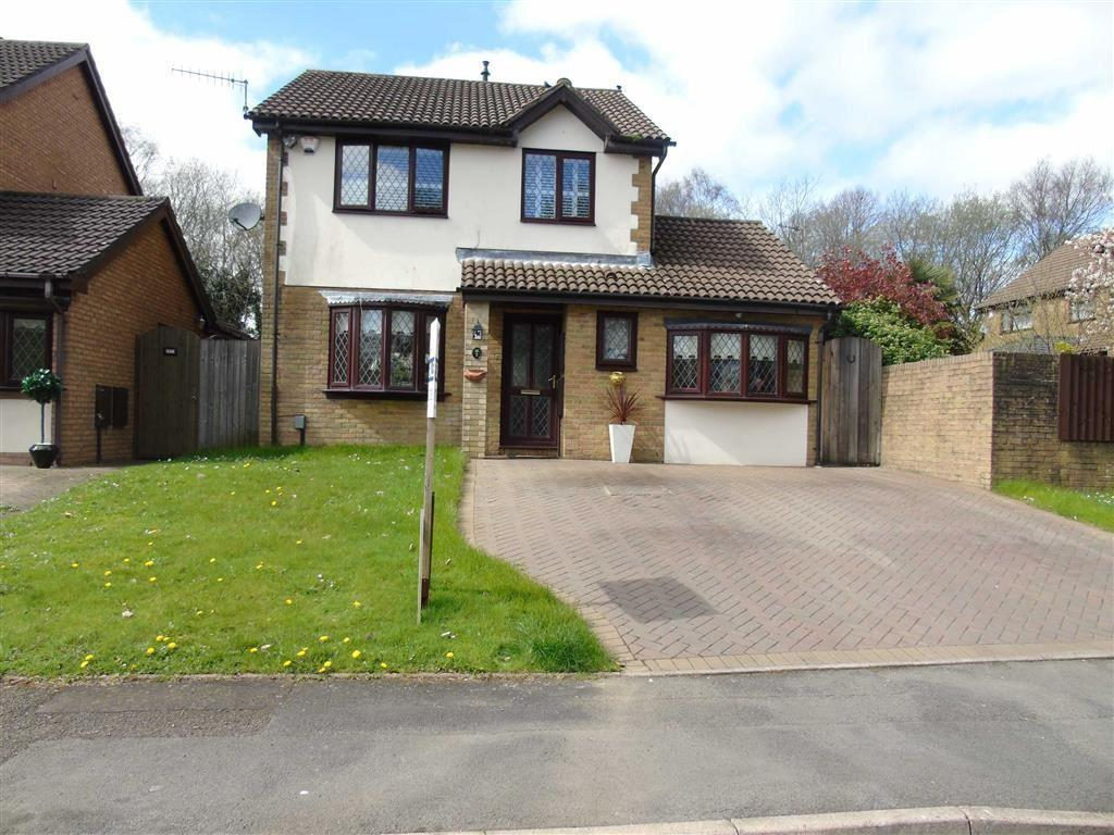 3 Bedrooms Detached House for sale in Cwm Arian, Morriston, Swansea