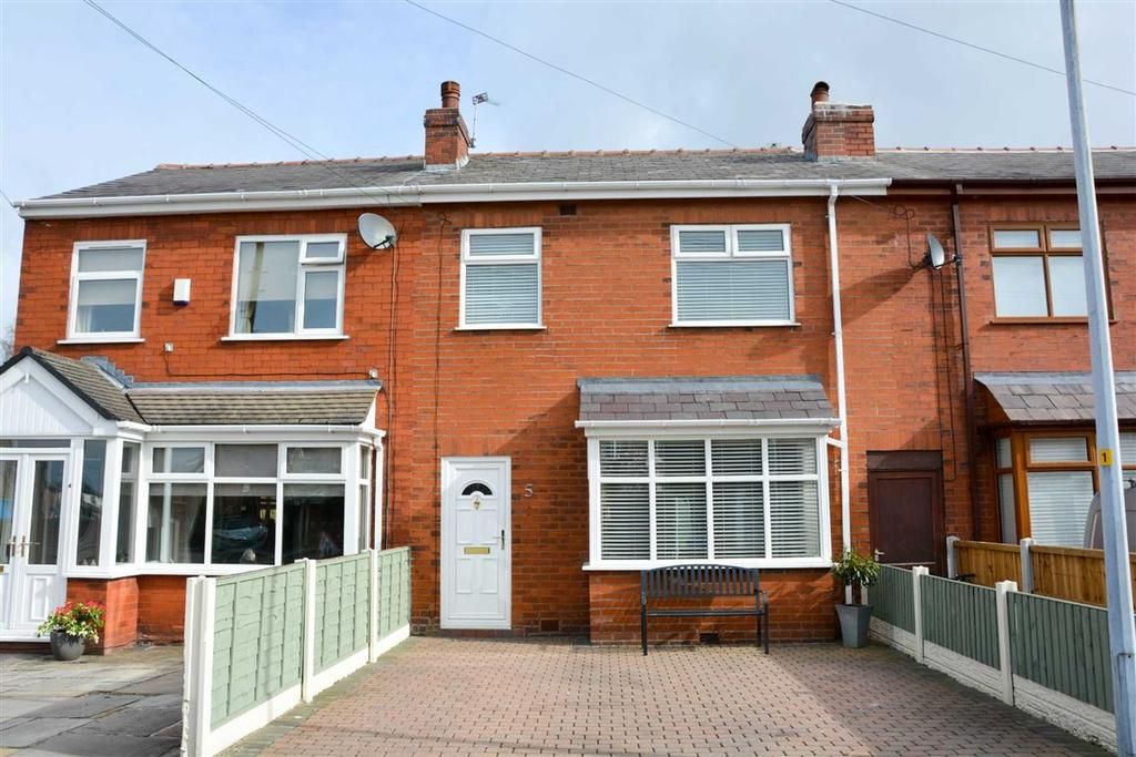 3 Bedrooms Terraced House for sale in Seascale Crescent, Swinley, Wigan, WN1