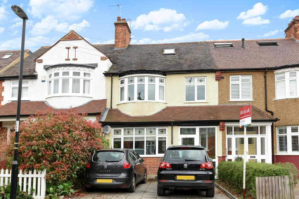 4 Bedrooms Terraced House for sale in Boveney Road, Forest Hill