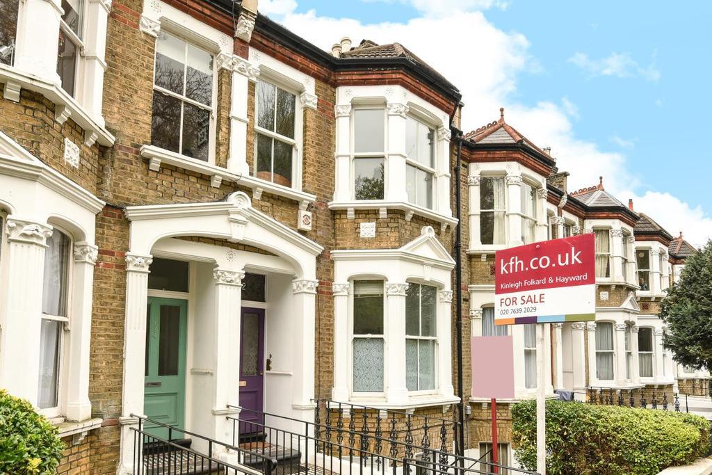 2 Bedrooms Flat for sale in Erlanger Road, New Cross, SE14