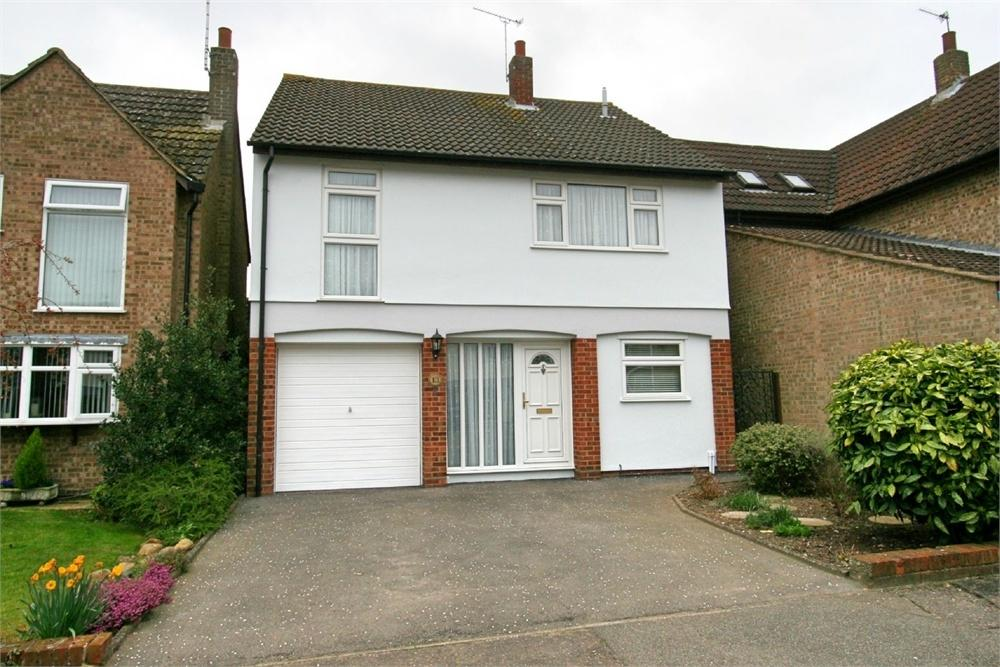 4 Bedrooms Detached House for sale in Keeble Close, Tiptree, COLCHESTER, Essex