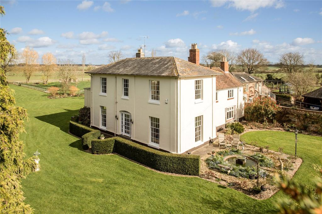 7 Bedrooms Detached House for sale in Stoulton, Worcester, Worcestershire
