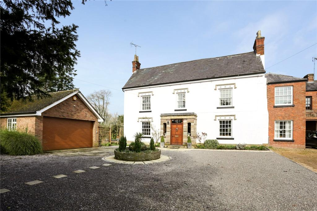 6 Bedrooms Link Detached House for sale in Astwood Bank, Worcestershire