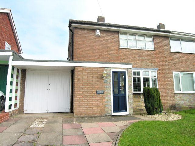 3 Bedrooms Semi Detached House for sale in Lothians Road,Pelsall,Walsall