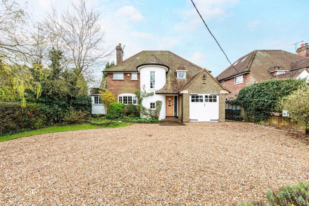 3 Bedrooms Detached House for sale in Hudnall Lane, Little Gaddesden, Berkhamsted, Hertfordshire, HP4
