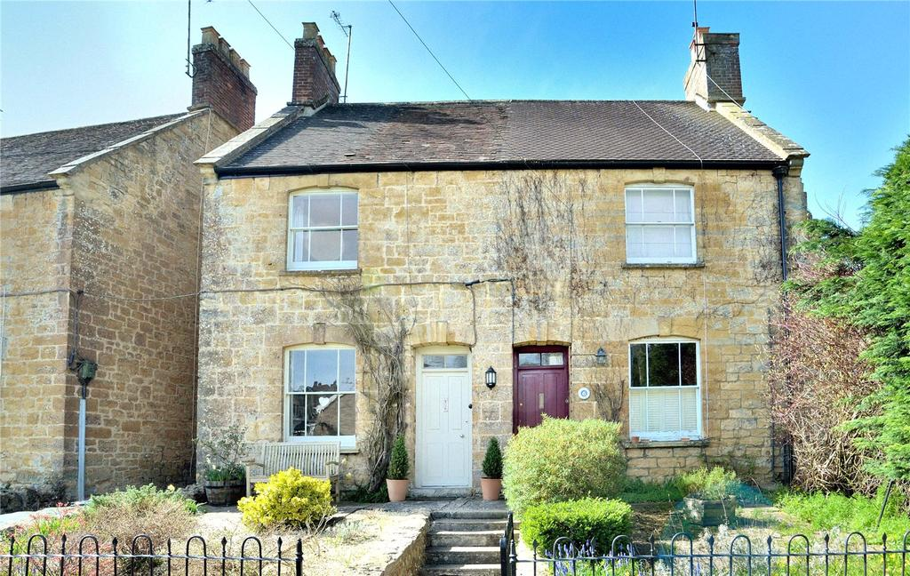 3 Bedrooms Semi Detached House for sale in Coombe Terrace, Sherborne, Dorset