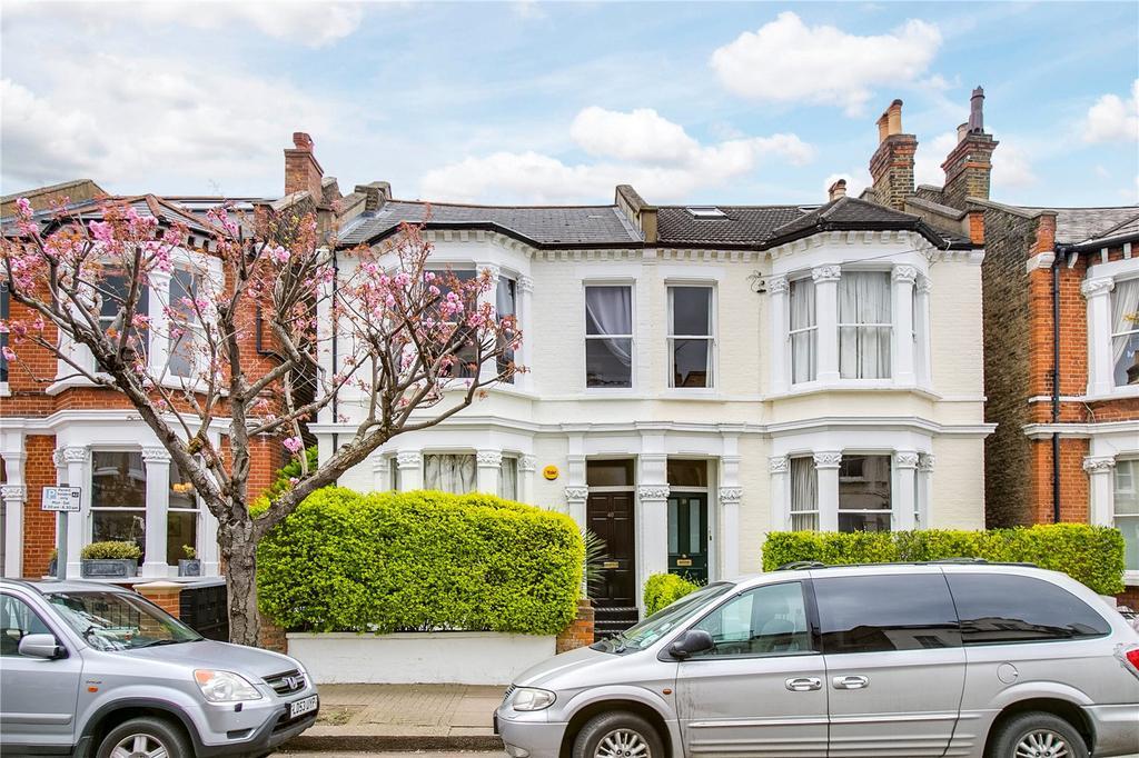 3 Bedrooms Flat for sale in Cromford Road, East Putney, London