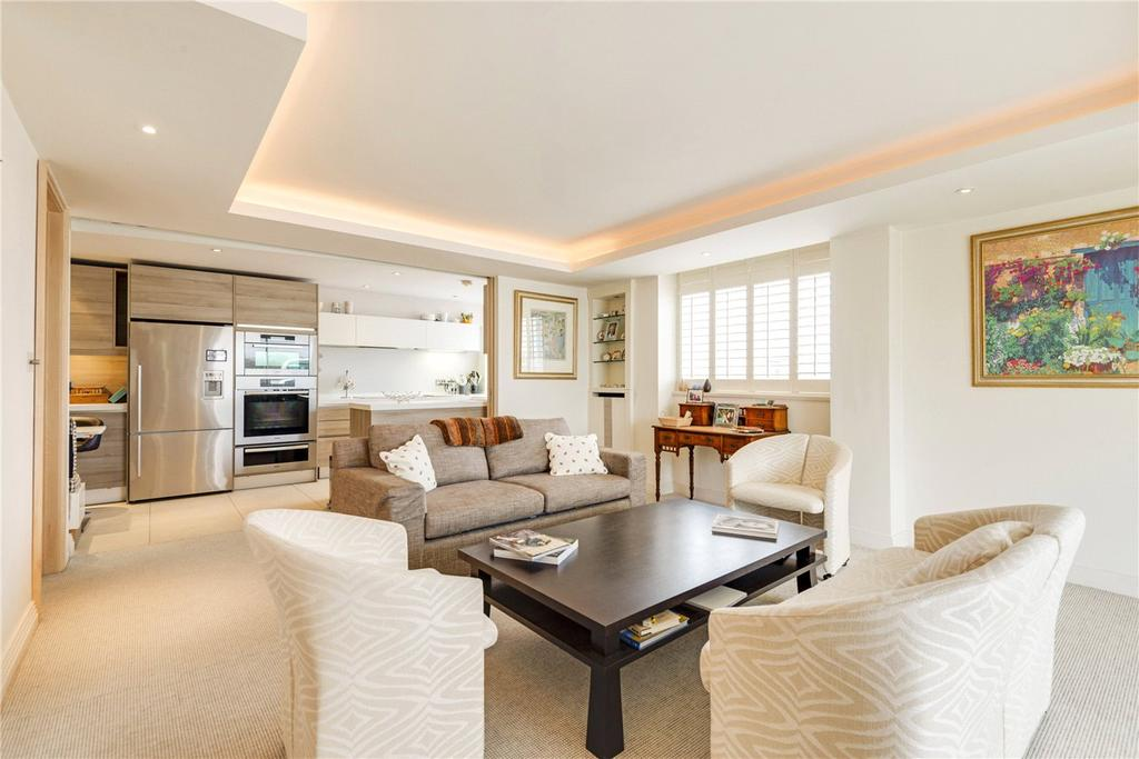 2 Bedrooms Flat for sale in Century Court, Grove End Road, St John's Wood, NW8