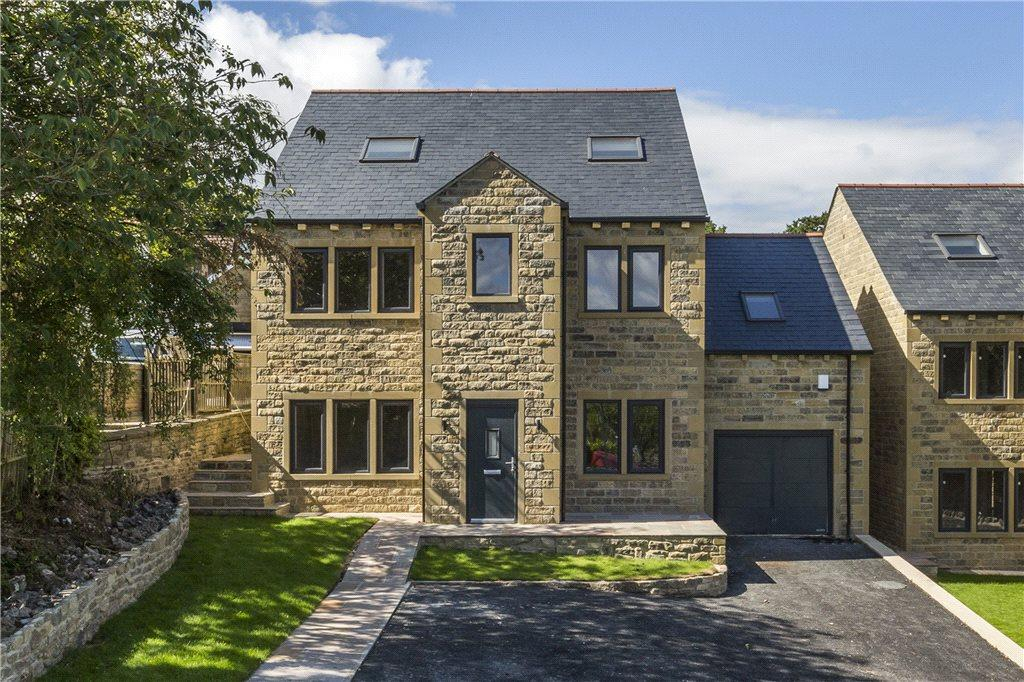 6 Bedrooms Detached House for sale in Gilstead Lane, Gilstead, Bingley, West Yorkshre