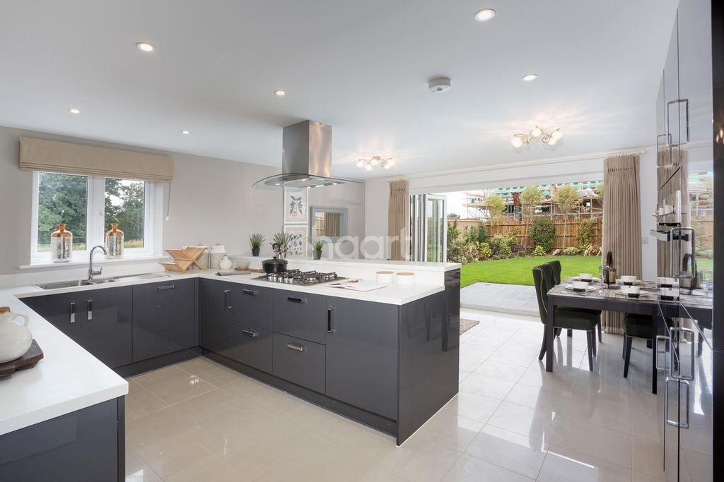 5 Bedrooms Detached House for sale in Hatchwood Mill, Winnersh