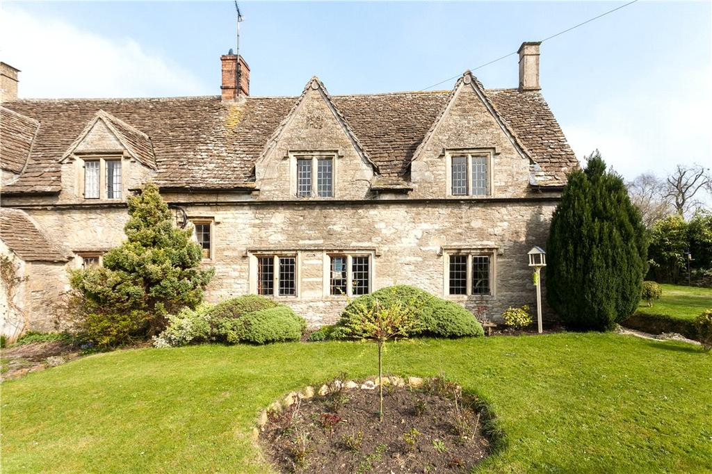 3 Bedrooms Semi Detached House for sale in Upper Castle Combe, Chippenham, Wiltshire, SN14