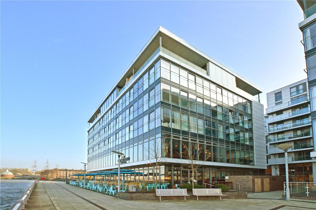 2 Bedrooms Flat for sale in Imperial Mansions, 13 Victoria Parade, Greenwich, London, SE10