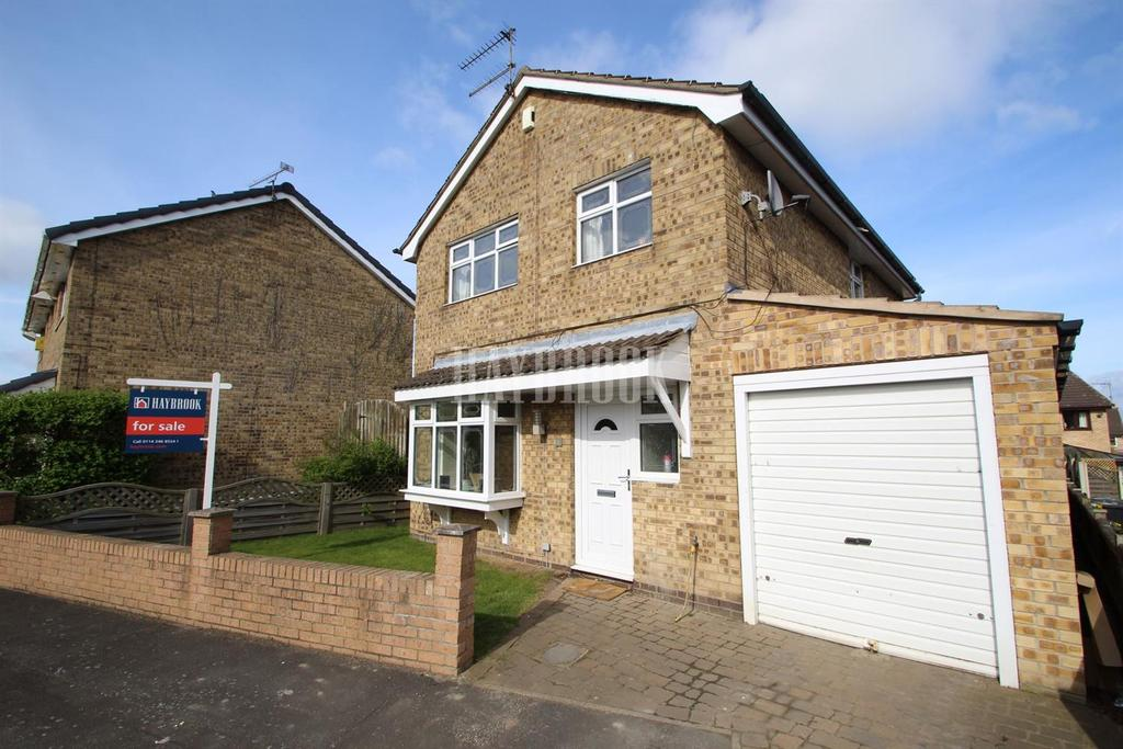 4 Bedrooms Detached House for sale in Dunlin Close, Thorpe Hesley