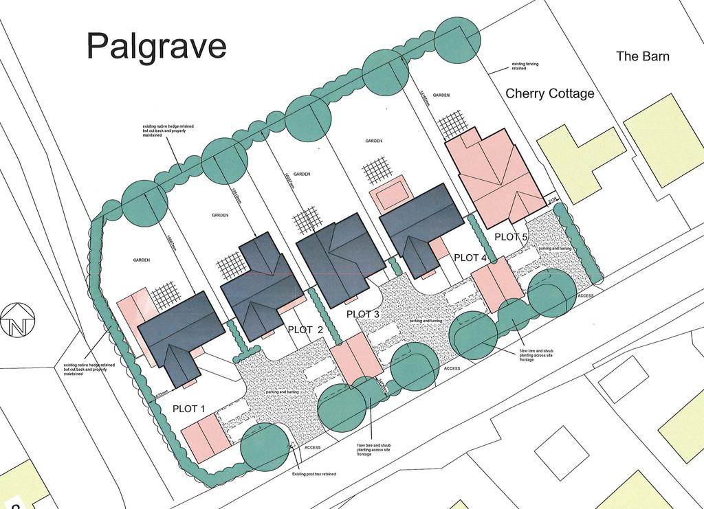4 Bedrooms Detached House for sale in Palgrave, Suffolk