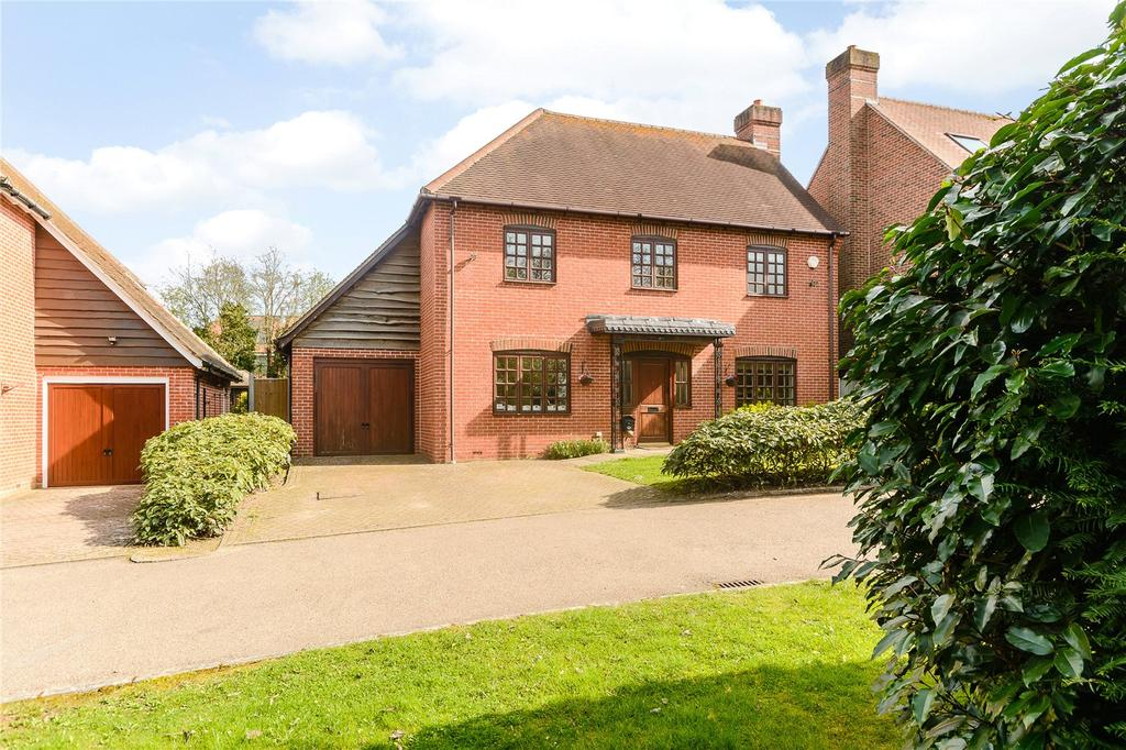 4 Bedrooms Detached House for sale in Aldworth Road, Upper Basildon, Reading