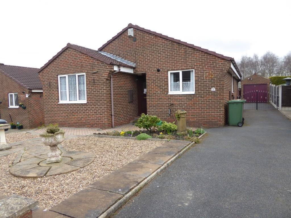 3 Bedrooms Detached Bungalow for sale in Whitehall Rise, Wakefield