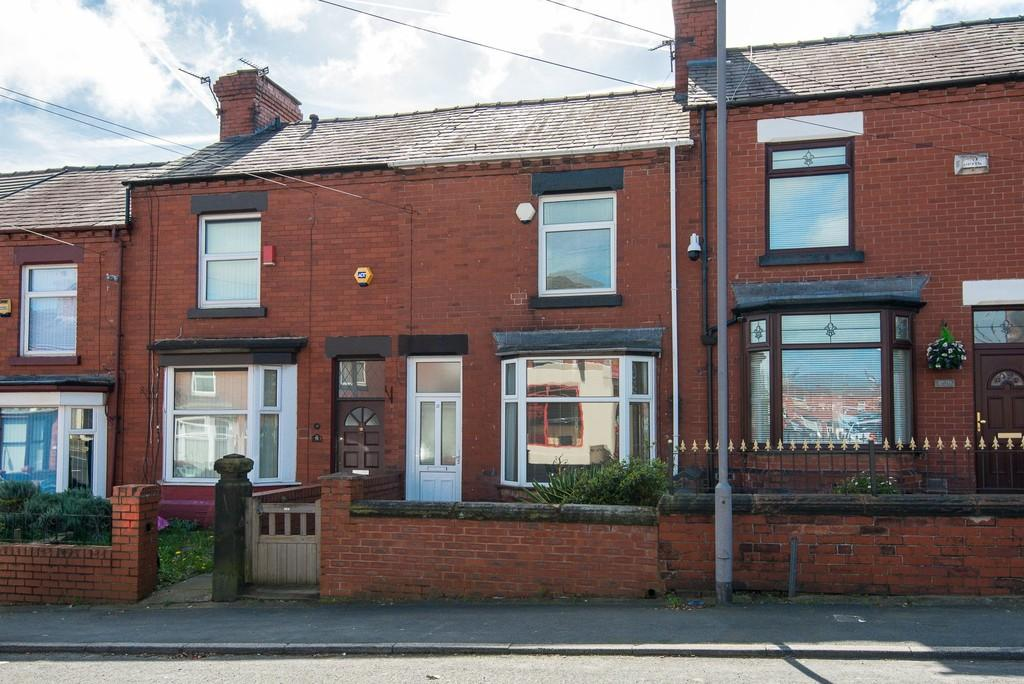 2 Bedrooms Terraced House for sale in Owen Street, Toll Bar, St. Helens