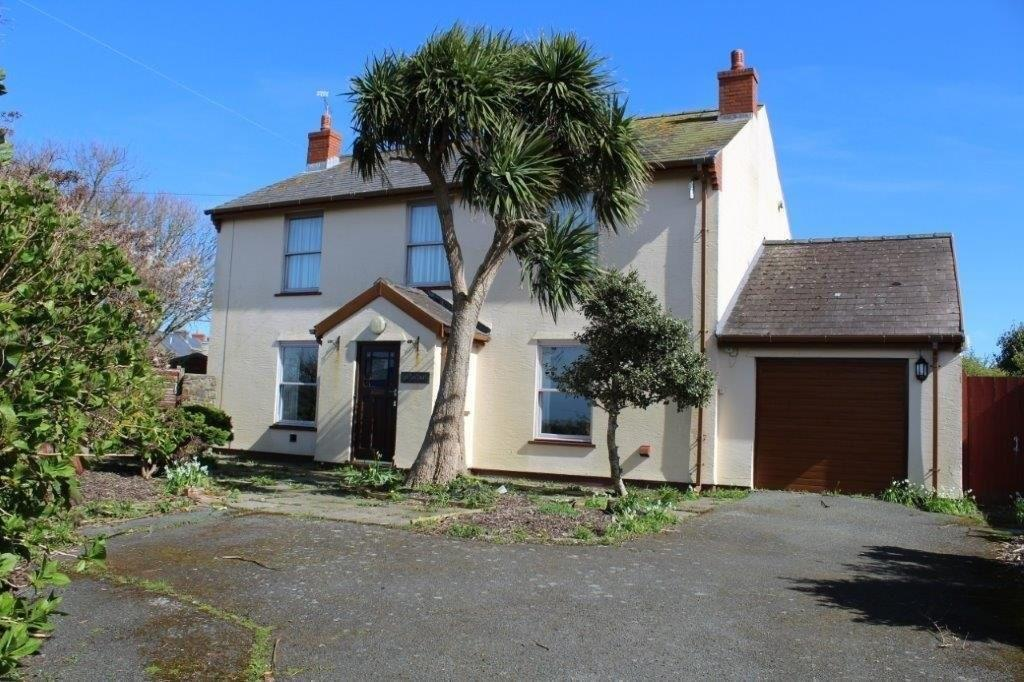 4 Bedrooms Detached House for sale in Bryn Road, St Davids
