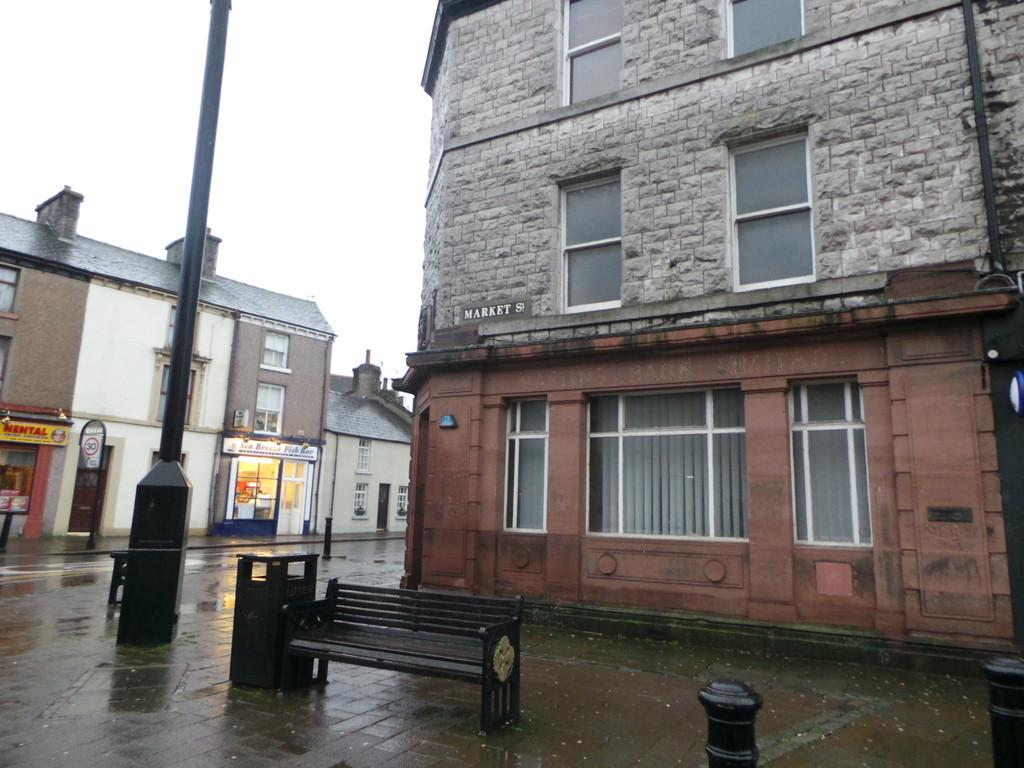 Land Commercial for rent in Market Street, Dalton-in-Furness