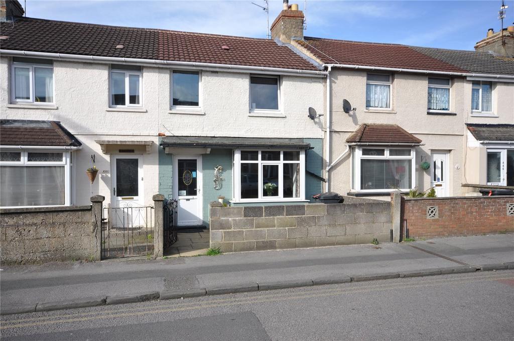 3 Bedrooms Terraced House for sale in Ferndale Road, Swindon, Wiltshire, SN2