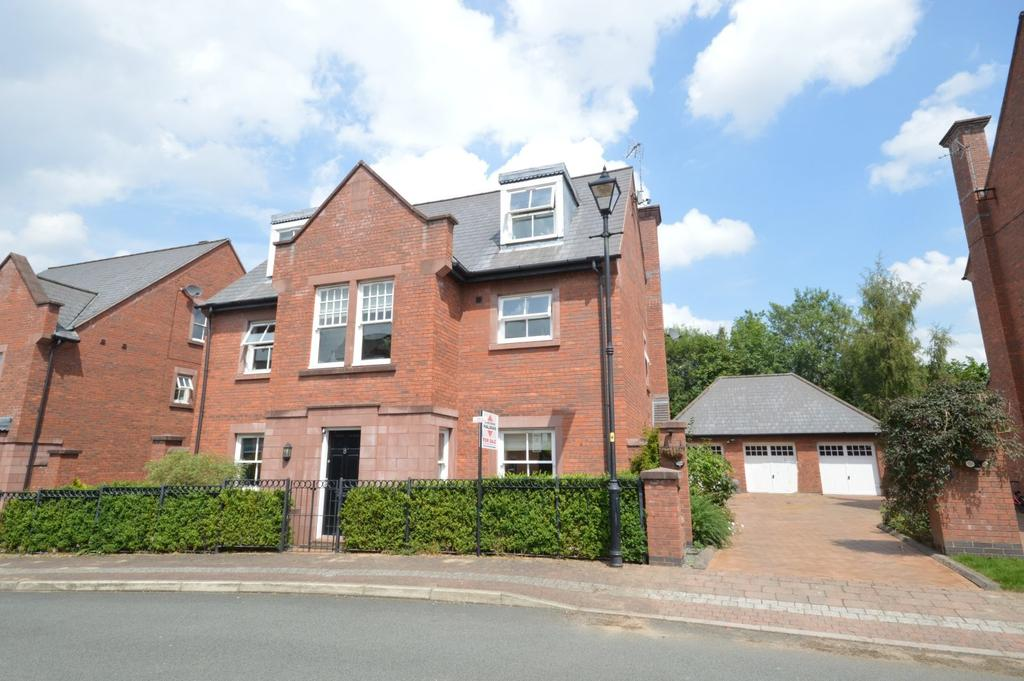 5 Bedrooms Detached House for sale in Bretland Drive, Grappenhall Heys