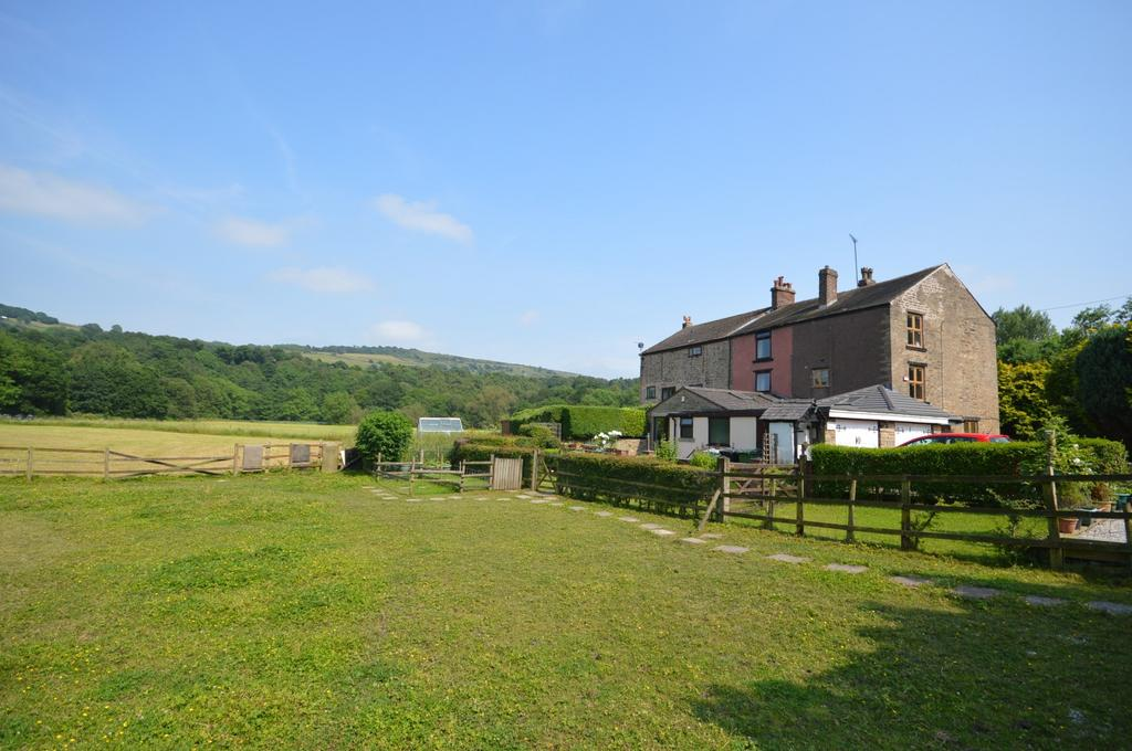 3 Bedrooms Terraced House for sale in Wood End Fold, Strines