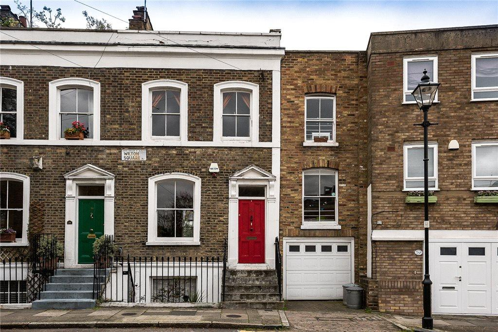 4 Bedrooms House for sale in Wilton Square, De Beauvoir, London, N1