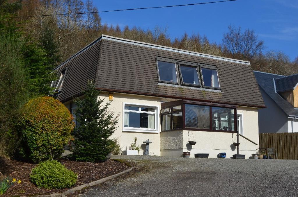 4 Bedrooms Detached House for sale in Station Road, Tarbet, Arrochar, G83 7DA