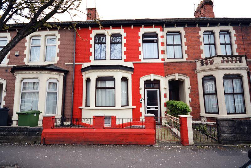 5 Bedrooms Terraced House for sale in Corporation Road, Grangetown, Cardiff