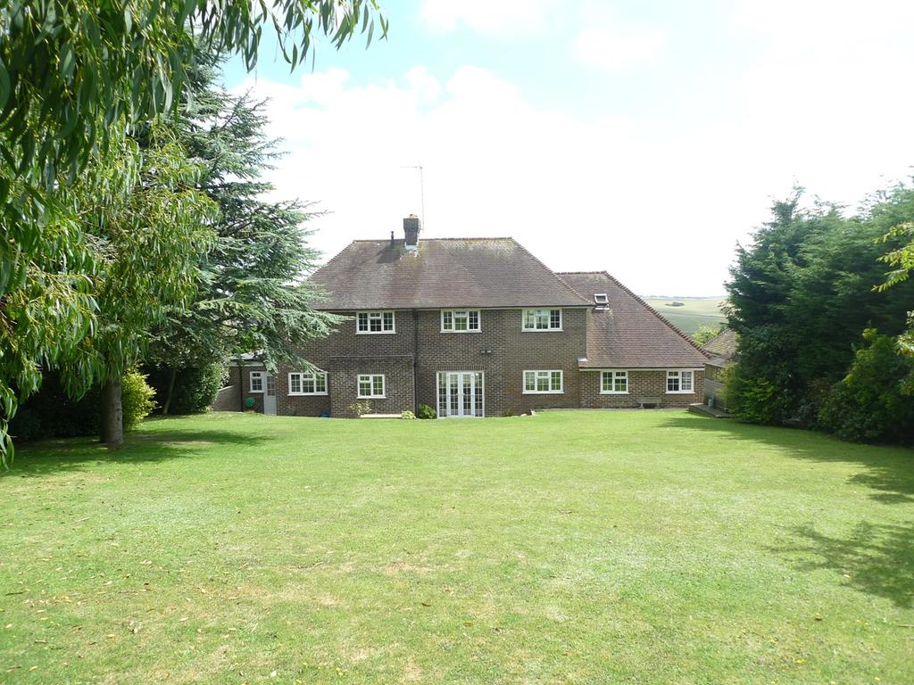 5 Bedrooms Detached House for sale in Warren Lane, Friston, Eastbourne, BN20