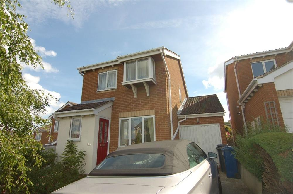 3 Bedrooms Detached House for sale in Stainley Close, Redbrook, BARNSLEY, South Yorkshire
