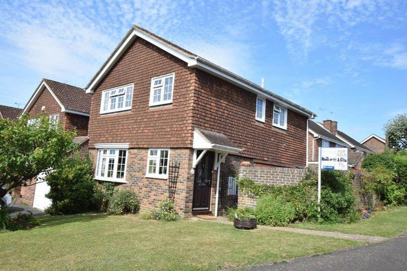 4 Bedrooms Detached House for sale in Chattenden Court, Penenden Heath, Maidstone