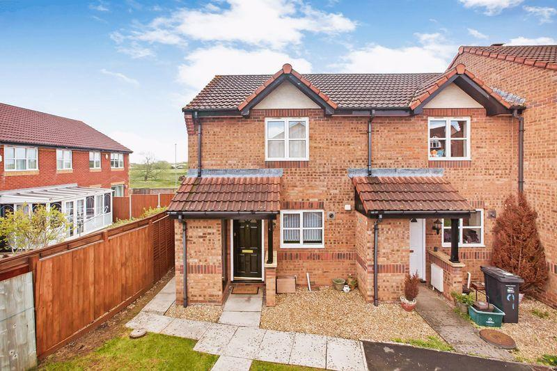 2 Bedrooms End Of Terrace House for sale in Potterton Close, Bridgwater