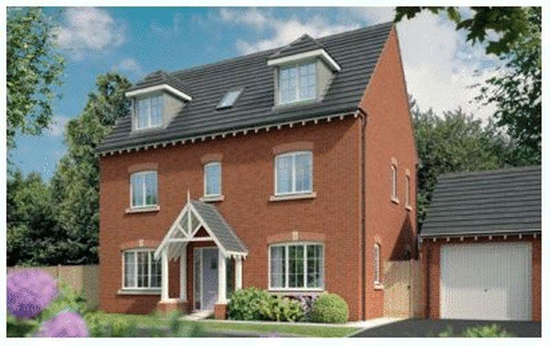5 Bedrooms Detached House for sale in THE HOLMWOOD, BOWBROOK, OFF FELLOWLANDS WAY