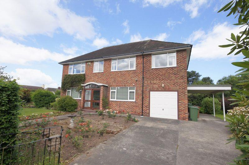 5 Bedrooms Detached House for sale in Oldfield Close, Heswall